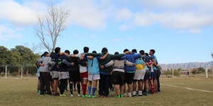 Encuentro de rugby inclusivo en el Servicio Penitenciario