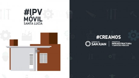Oficina Móvil del IPV finaliza sus tareas en Santa Lucía
