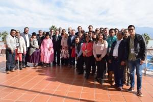 El CoPESJ, compartió el proceso de planificación de San Juan a Misión Técnica Internacional