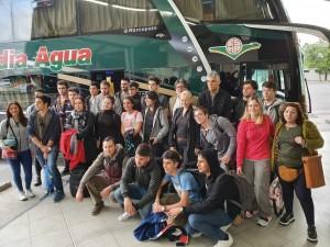 Estudiantes sanjuaninos participan en las Olimpiadas Nacionales Técnicas