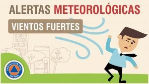Alerta meteorológica Nº 26/19 - Continúa el Zonda en el llano (actualizada a las 23 horas)