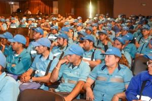 Cuatrocientos empleados municipales se convirtieron en anfitriones turísticos