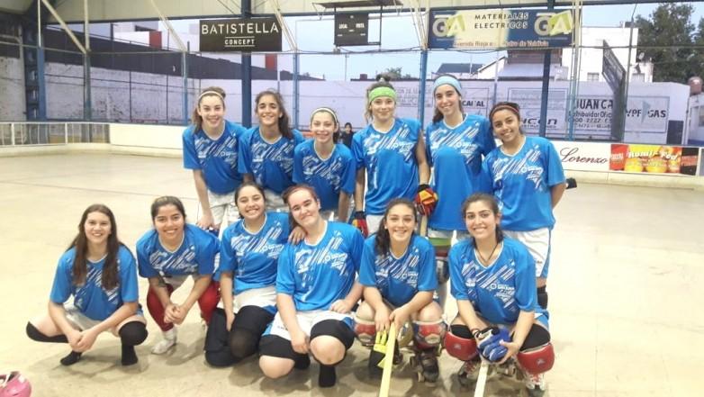 Juegos Binacionales: las chicas del hockey buscan el oro para San Juan