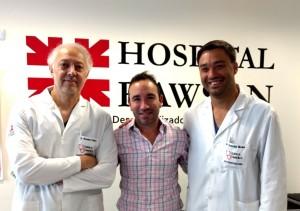 El Hospital Rawson y sus médicos, presentes en revista internacional de medicina