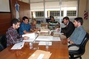 Apertura de sobres de licitación pública para servicio de limpieza del Centro Cívico