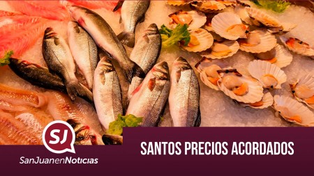 Santos precios acordados   #SanJuanEnNoticias