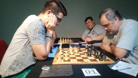Herrmann culminó en el puesto 11 de la Final Argentina