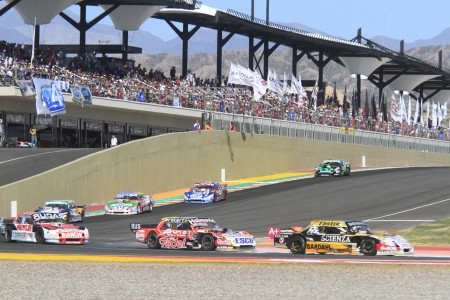 La mejor carrera del TC se correrá en San Juan