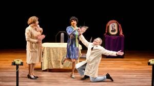 """La desopilante comedia """"Se me murió entre los brazos"""" vuelve al Teatro del Bicentenario"""