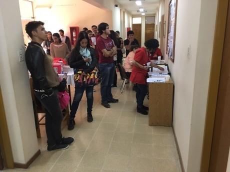 Cerca de 700 personas participaron de la campaña de testeo en la UNSJ