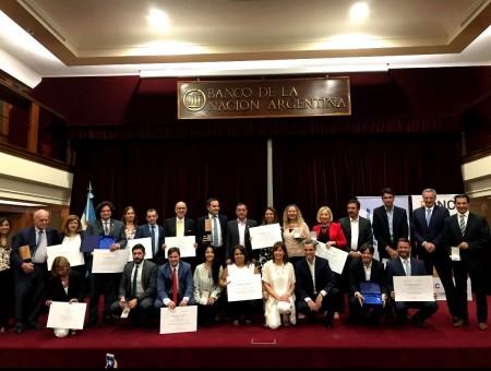 Un área de Producción recibió la medalla de oro en el Premio Nacional a la Calidad