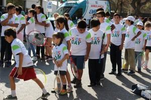 El tenis tuvo un importante crecimiento en San Juan