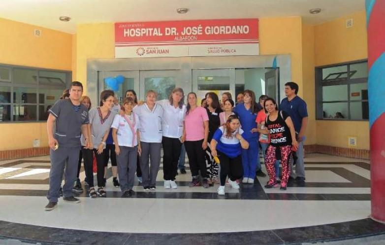 Múltiples actividades realizó la Zona Sanitaria III en el Día Mundial de la Diabetes