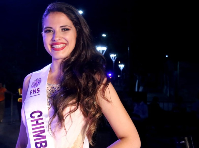 Ana Paula Anzor: la bailarina y paisana nacional se convirtió en la embajadora de Chimbas