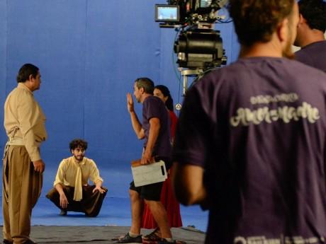 Realizan producción audiovisual inédita para el Espectáculo Final de la FNS
