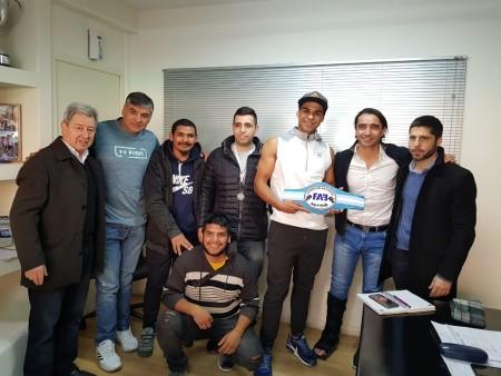 Los boxeadores sanjuaninos que hicieron historia en el nacional