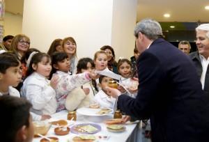 Premiaron a los elaboradores de los mejores dulces de membrillo rubio de San Juan