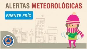 Alerta meteorológica N°42/19