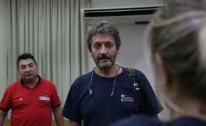 "Director Nacional de Emergencia: ""San Juan está muy involucrada en emergencia sanitaria"""