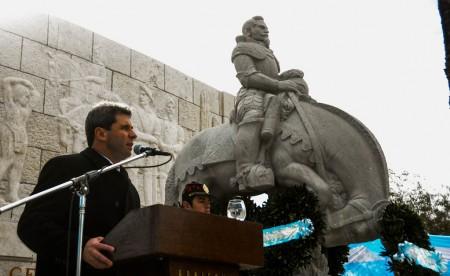 Seguí en vivo los actos para celebrar el 457º aniversario de la Fundación de San Juan