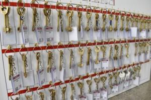 Fase III Hospital Rawson: primeras llaves entregadas