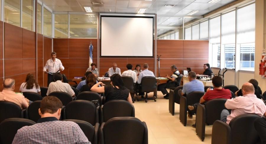Licitaron obras para la ENI Estrella de los Andes