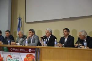 San Juan se prepara para el VI Encuentro Argentino del Tomate