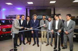 Con propuesta de cuatro marcas de vehículos abrió sus puertas una nueva concesionaria