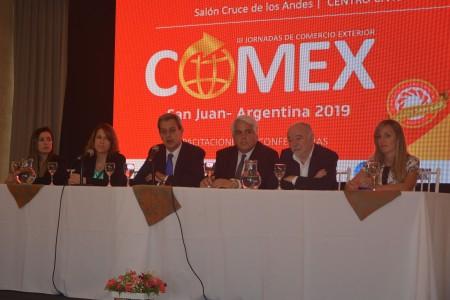Comenzaron con gran éxito las III Jornadas ComEx 2019
