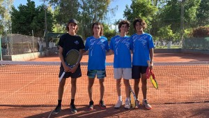 El tenis espera hacerse fuerte de local en los Binacionales