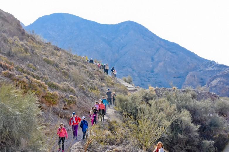 Conocé las seis actividades imperdibles para disfrutar del Parque Quebrada de Zonda