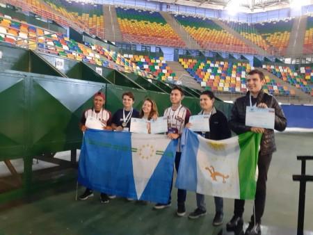 Distinguieron a escuelas sanjuaninas en las Olimpíadas Nacionales Técnicas