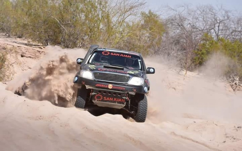 Gran expectativa por la llegada del Desafío Ruta 40 Dakar Series a San Juan