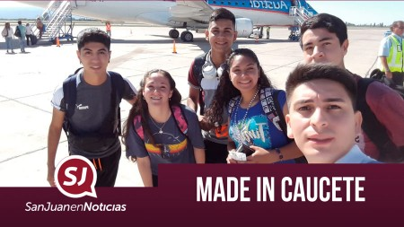 Made in Caucete | #SanJuanEnNoticias