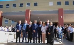 Inauguraron la Tercera Fase del Nuevo Edificio del Hospital Rawson