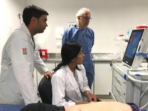 El Hospital Rawson, con tecnología de avanzada para enfermedades hepáticas