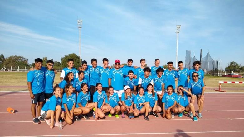 El atletismo sanjuanino va con confianza a los Binacionales