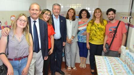 Salud inauguró el octavo Espacio Amigo de la Lactancia Materna