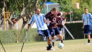 José Manuel Coronado jugará su tercer mundial de fútbol para amputados