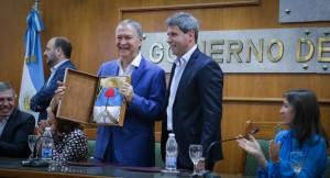 San Juan y Córdoba se comprometieron a fortalecer la actividad turística en ambas provincias