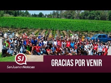 Gracias por venir   #SanJuanEnNoticias