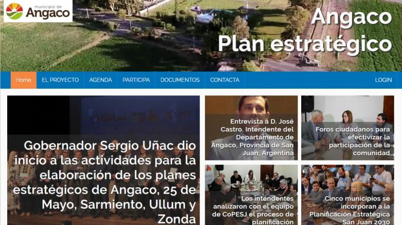 Sitios web: otro recurso que posibilita la participación ciudadana