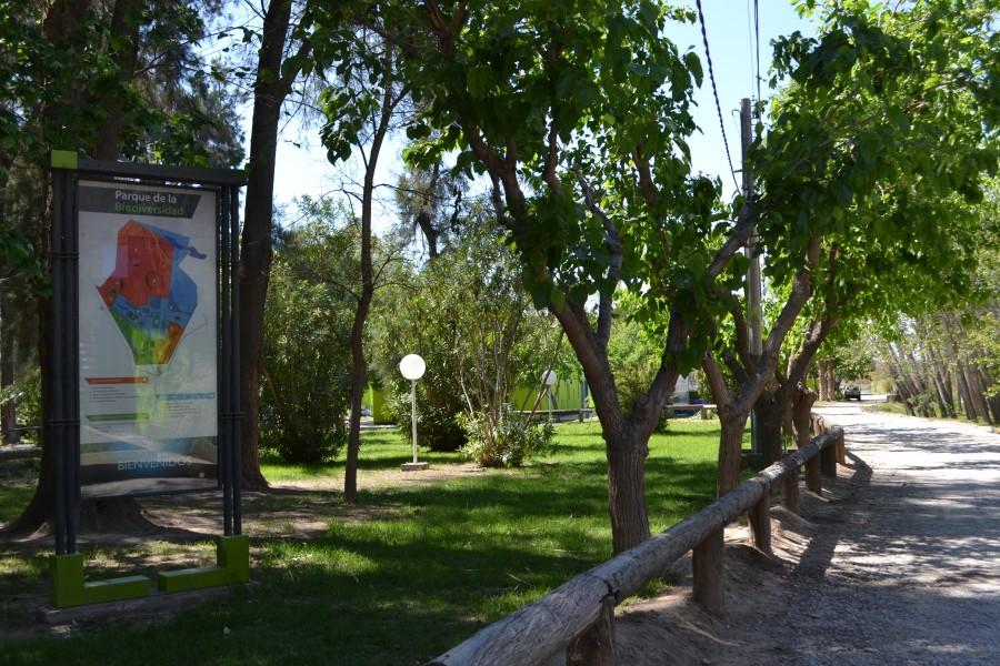 El Parque de la Biodiversidad, sede de un encuentro de scouts