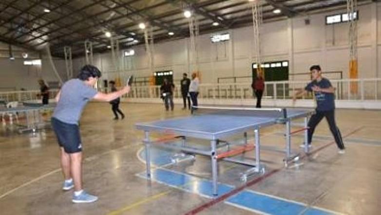 Tenis de mesa: con la premisa de mejorar en San Juan 2019