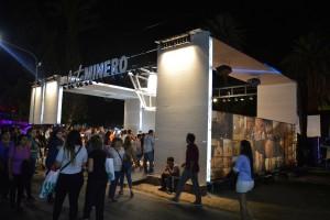 El arte minero tiene su lugar en la Feria Temática de la FNS