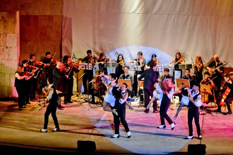 La Camerata cierra el año con música y danza