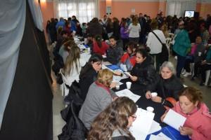 Más de 2000 personas asistieron al Operativo de Abordaje Integral en San Martín