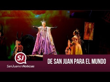 De San Juan para el mundo   #SanJuanEnNoticias