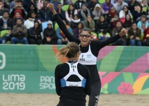 Fernanda Pereyra ganó la medalla de plata en los Juegos Panamericanos