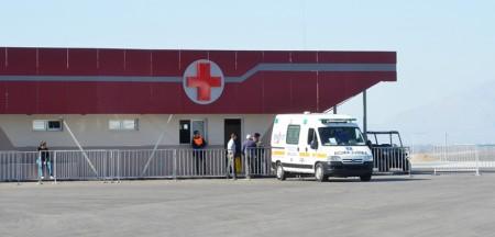 Salud y su Centro de Operaciones presentes en el Superbike